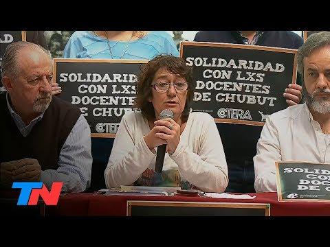 Ctera anunció un paro nacional docente por la muerte de las dos maestras de Chubut