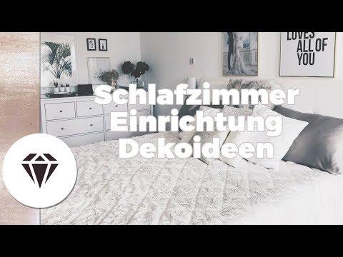 SCHLAFZIMMER Dekoideen, Einrichtung, Farben I Interiordesign by Nela Lee #werbung
