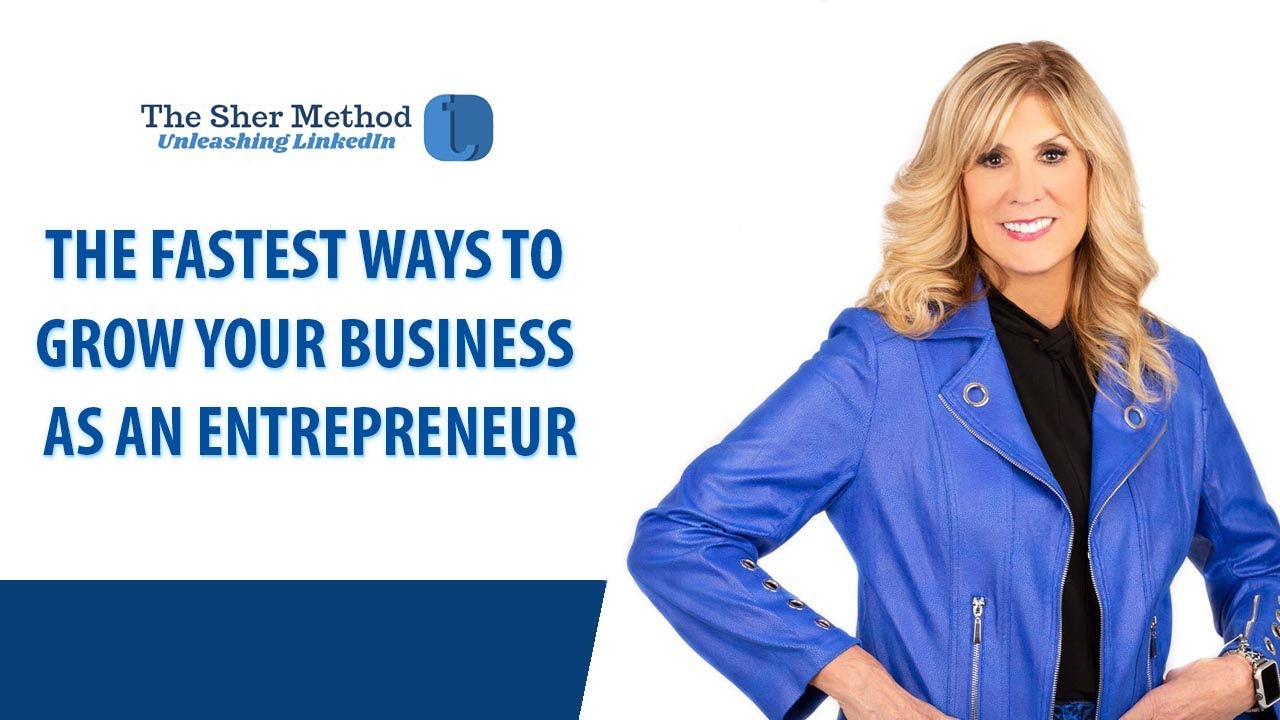 The Fastest Way To Grow Your Business As An Entrepreneur