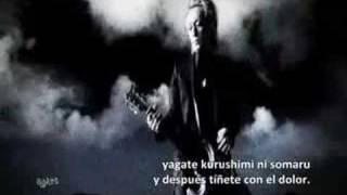 Buck-Tick Gensou no hana (PV) en español