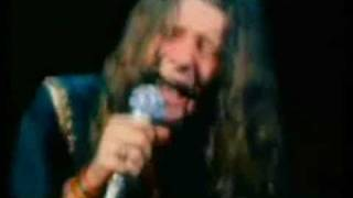 Janis Joplin Ball & Chain Live At Woodstock 1969