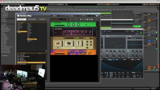 Gambar cover deadmau5 creates Polyphobia (Transformations and Sound Design) Prt3