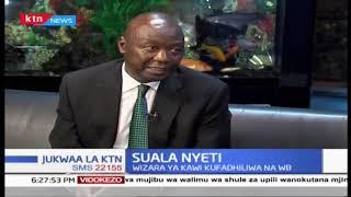 Suala Nyeti: Uzalishaji wa Kawi ya jua na upepo | Jukwaa La KTN | Part 1