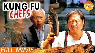 KUNG FU CHEFS | Full Movie | Sammo Hung Cooks Up an Action Storm | BEST OF HONG KONG MARTIAL ARTS