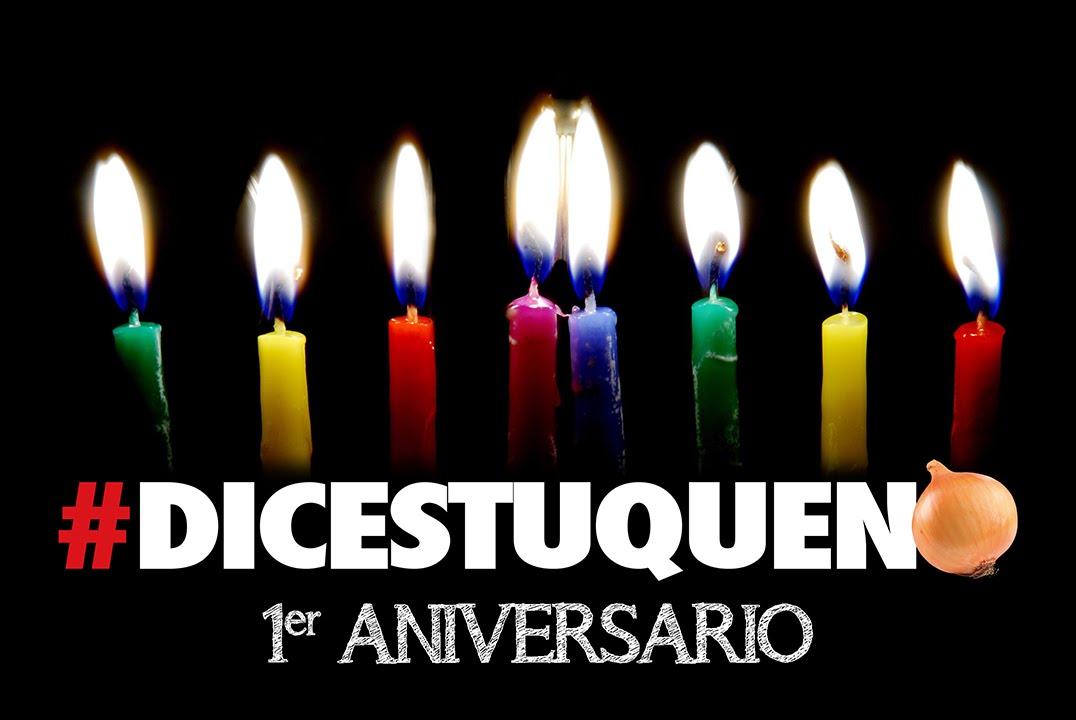 Aniversario #dicestuqueno