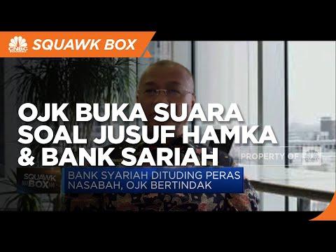 Penjelasan OJK Terkait Persoalan Jusuf Hamkah & Bank Syariah