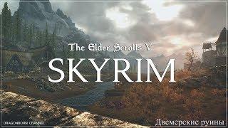 The Elder Scrolls V: Skyrim  ᛏ  Отнести словарь в Аванчнзел ᛏ Квест из глубин #156