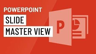 PowerPoint: Slide Master View