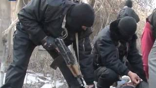 Преступник ходил по Шымкенту с гранатой в кармане
