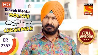 Taarak Mehta Ka Ooltah Chashmah - Ep 2357 - Full Episode - 12th December, 2017