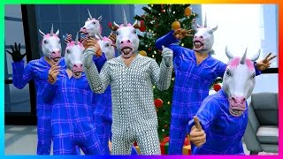 GTA ONLINE CHRISTMAS DLC 2016 FESTIVE SURPRISE UPDATE FREE GTA 5 XMAS GIFTS NEW CONTENT EXPLAINED!