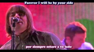 Beady eye - For Anyone - subtitulada ingles español