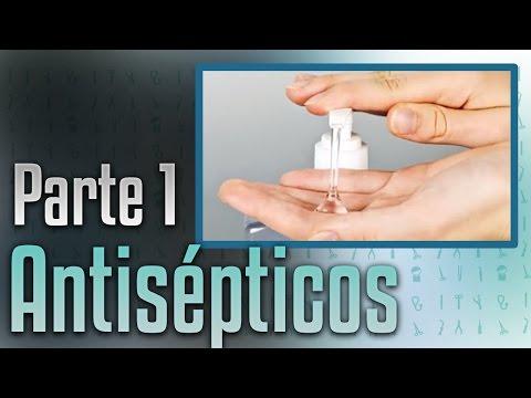 Antisépticos: Parte 1