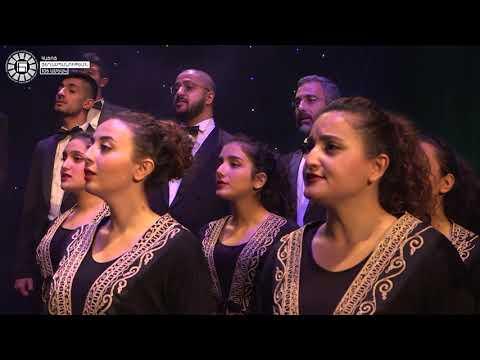 """""""Aravod Lousaper - Hayrig Hayrig"""" by the Fayha Choir"""