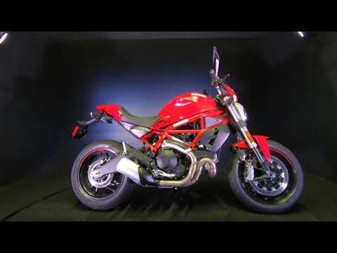 2020 Ducati Monster 797+ in De Pere, Wisconsin - Video 1