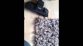 Staubsauger  Philips PowerPro Expert - Testvideo 1
