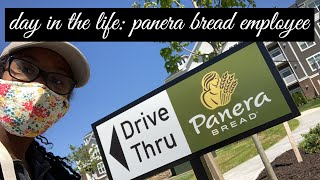 day(s) in the life working at panera bread!