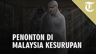 Viral Video Penonton di Malaysia Kesurupan setelah Lihat Film Makmum, Titi Kamal: Takut Salah Bicara