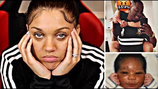 WIFE REACTS TO OLD PHOTOS OF HUSBAND & HIS EX!!