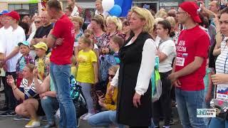 В День России в Рязани прошёл спортивный фестиваль «Евпатий Коловрат»
