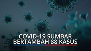 Update Corona Sumbar hingga 16 September 2021: Tambah 88 Kasus, Ada 88.572 Warga Terinfeksi Covid-19