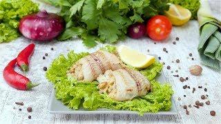 Рыбные рулетики - Рецепты от Со Вкусом