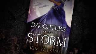 The Daughters of The Storm - Official Book Trailer