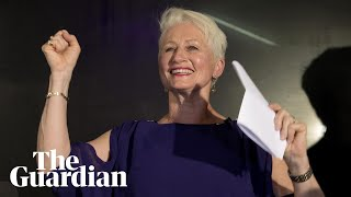 Dr Kerryn Phelps Wins Wentworth Byelection