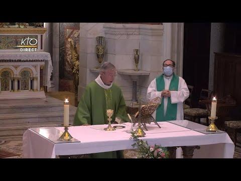 Messe du 6 septembre 2021 à Notre-Dame de la Garde