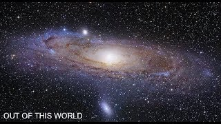 The Andromeda Galaxy - Past, Present & the Milky Way Collision Future!