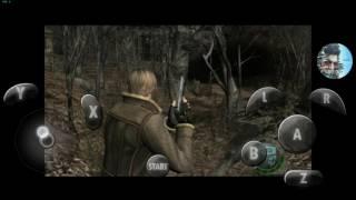 Resident Evil 4  Play! (PS2 emulator 9-11-16) LG G5(Android