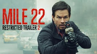 Mile 22 | Restricted Trailer 2 | In Theaters August 17, 2018