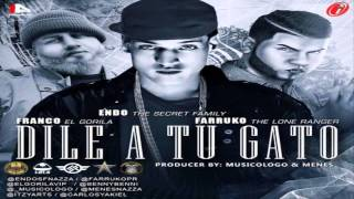 Music video by Endo, Farruko y Franco El Gorila performing Dile A Tu Gato. (C) 2013 Secret Family.