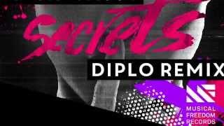 Tiësto & KSHMR - Secrets feat. Vassy (Diplo Remix)