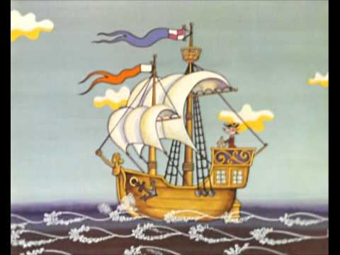"""""""Приключения Мюнхаузена"""" - Песни пиратов"""