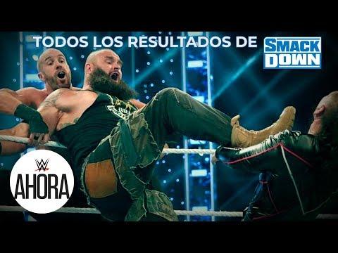 Download REVIVE SmackDown en 4 (MINUTOS): WWE Ahora, Dec 20, 2019 Mp4 HD Video and MP3