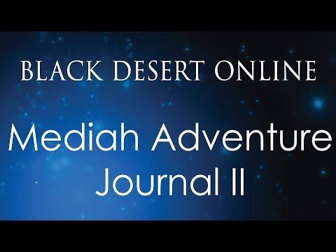 Black Desert Online Knowledge Guide | Mediah Adventure Journal II ...