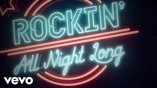 Adam Hambrick Rockin' All Night Long