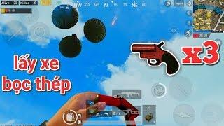 PUBG Mobile - Thêm 1 Khu Cực Giàu Có Tới 3 Flare Gun | Groza + MK14 Càn Quét Bo Cuối - Solo Squad