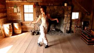 Hamilton Irish Dance- Guns and Ships