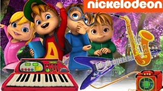 ALVINNN!!! and the Chipmunks & Musical Instruments for Kids   The Little Orchestra Compilation