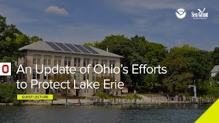 Stone Lab Guest Lecture: Craig Butler, Ohio EPA