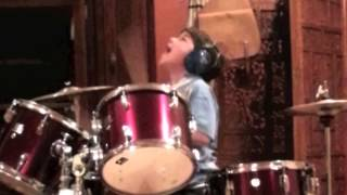 Max Ryan April 20 2013 Drum Jam Session (4 min version)