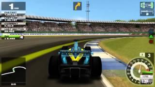 Formula One 05 PS2 Gameplay HD (PCSX2)