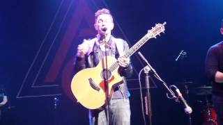 Holding Out - Andy Grammer ( Live )