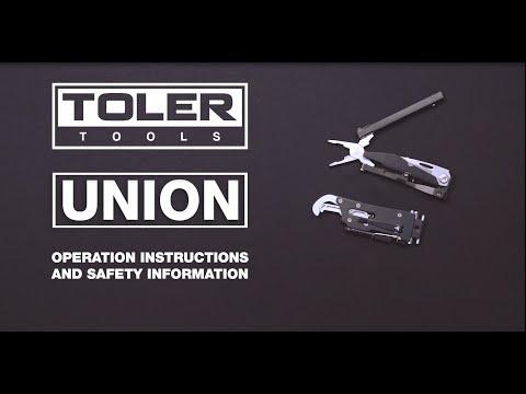 UNION: A Shape Shifting, Hyper-Capable Multi-Tool-GadgetAny