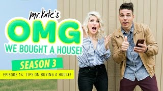 Tips on Buying a House! | OMG We Bought A House!
