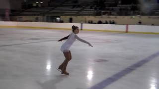 preview picture of video 'Nolwenn CAUVET - Coupe Perce-Neige 2014 - Cholet'