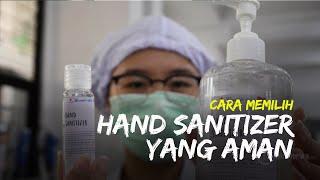 Banyak Beredar Hand Sanitizer Abal-abal, Dokter Bagikan Cara Memilih yang Aman