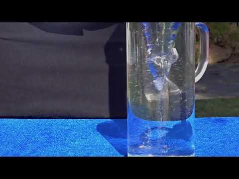 Vitalizador Hexagon Wirbler - Agua Viva Ecotecnologías